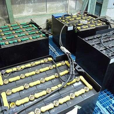 リユースバッテリー